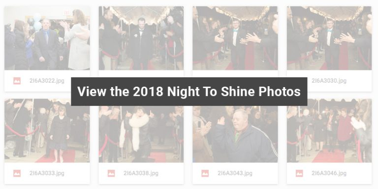 Night to Shine 2018 Photos