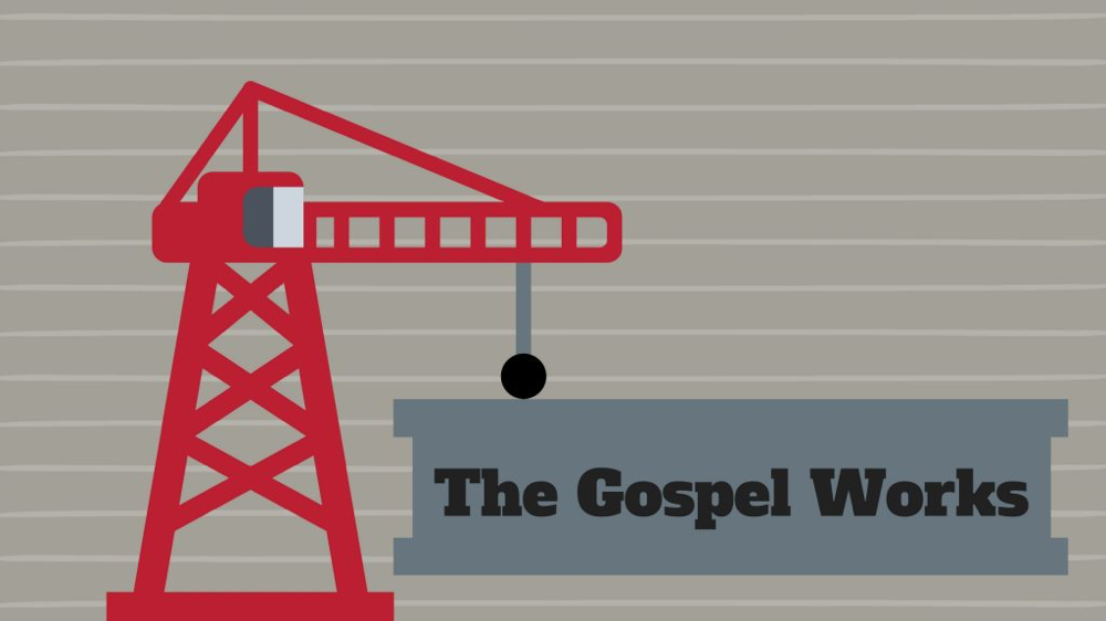 The Gospel Works on Rest Image
