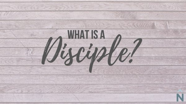 What is a Disciple? Spirit Power Image