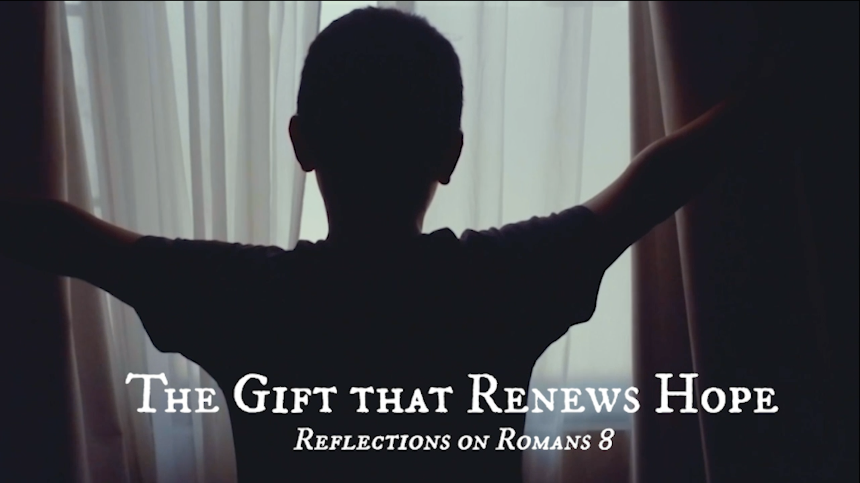 The Gift that Renews Hope